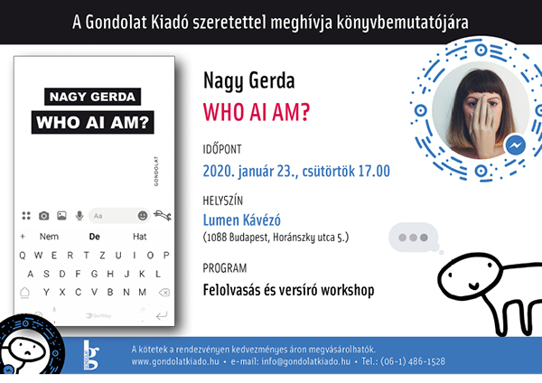 Nagy Gerda – WHO AI AM?